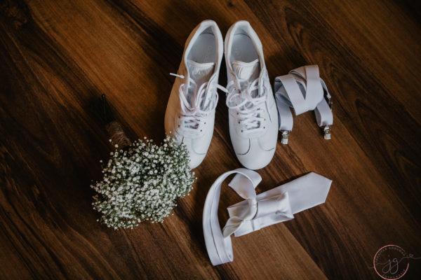 Bruiloft van Ilona en Paul